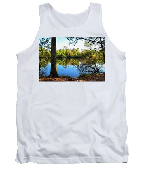 Early Fall Reflections Tank Top