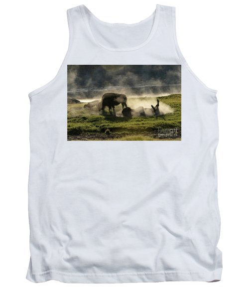 Early Light Tank Top