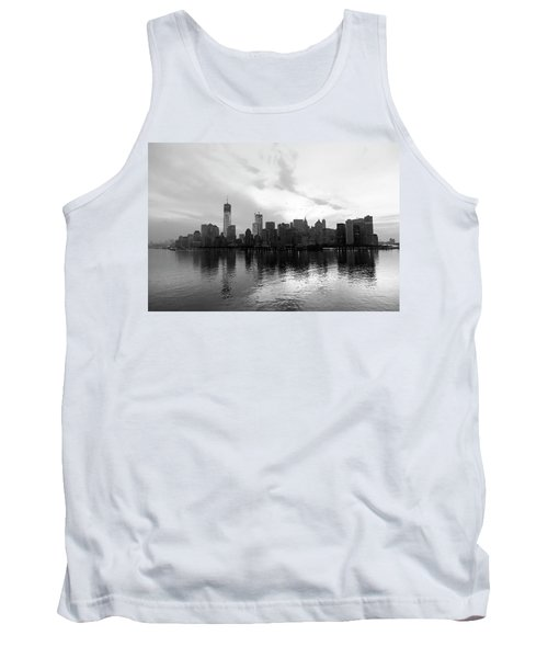 Early Morning In Manhattan Tank Top