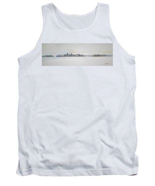Early Skyline Tank Top