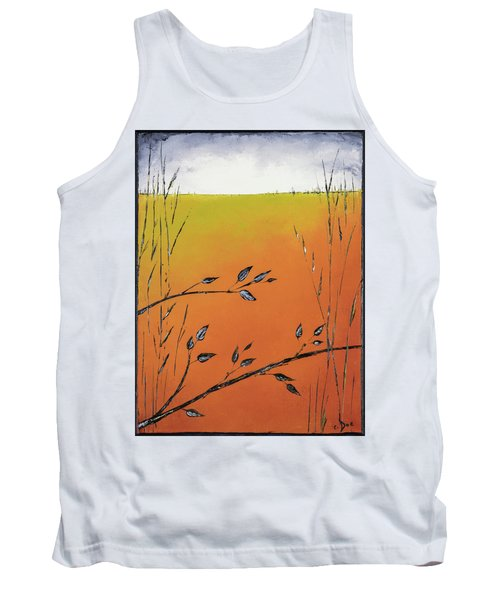 Early Spring  Tank Top by Carolyn Doe