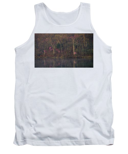 Early Spring Lake Shore Tank Top