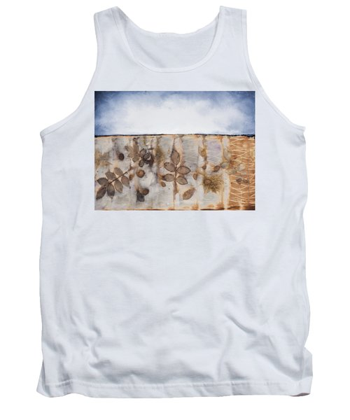 Earth And Sky II Tank Top