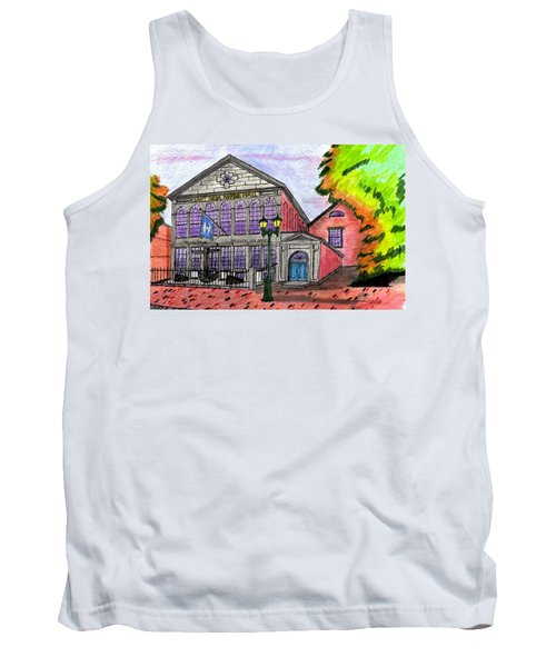East India Mall Tank Top