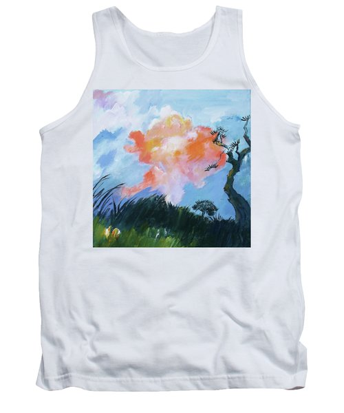 East Meets West1 Tank Top