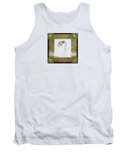 East Wind - Small Gathering Tank Top