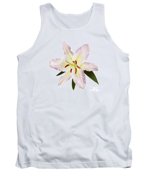 Easter Lilly 1 Tank Top