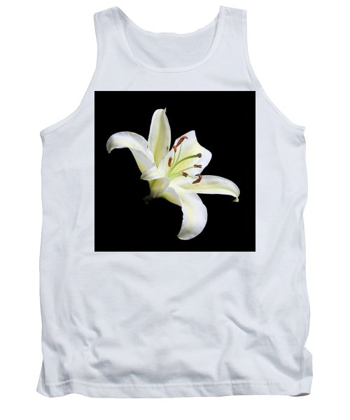 Easter Lily 1 Tank Top