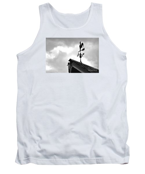 Tank Top featuring the photograph Easterly Wind  by Juls Adams