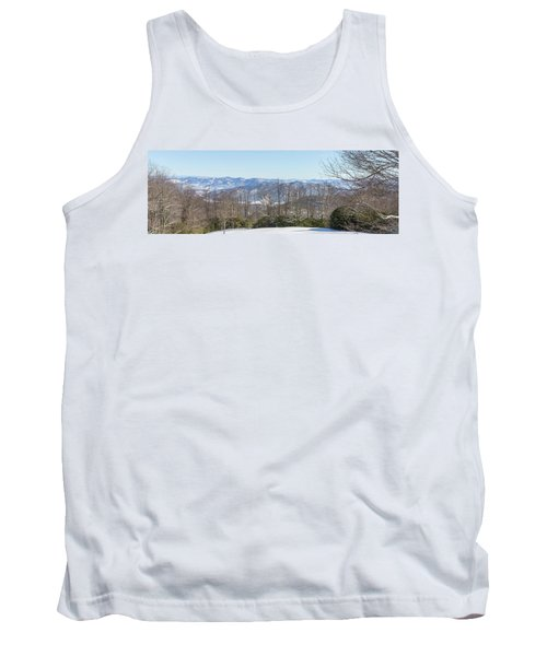 Easterly Winter View Tank Top
