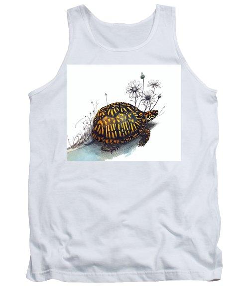 Eastern Box Turtle Tank Top