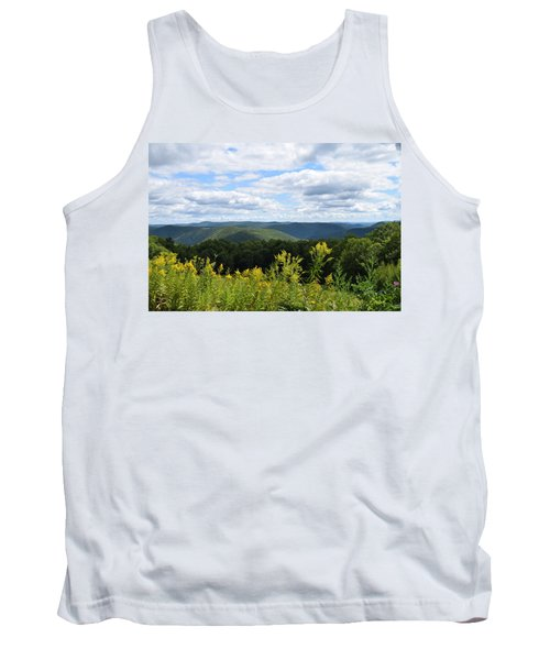 Eastern Summit 1 Tank Top