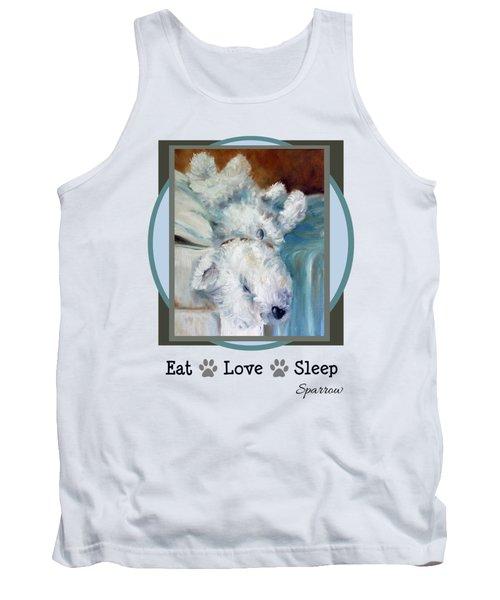 Eat Love Sleep Tank Top