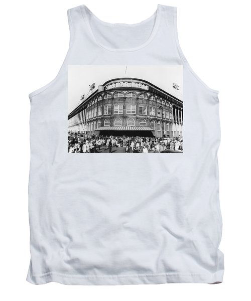 Ebbets Field, Brooklyn, Nyc Tank Top