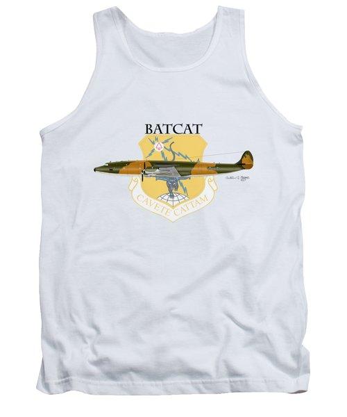 Ec-121r Batcatcavete Tank Top