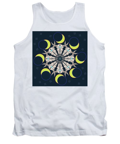 Eclipse 2 Tank Top
