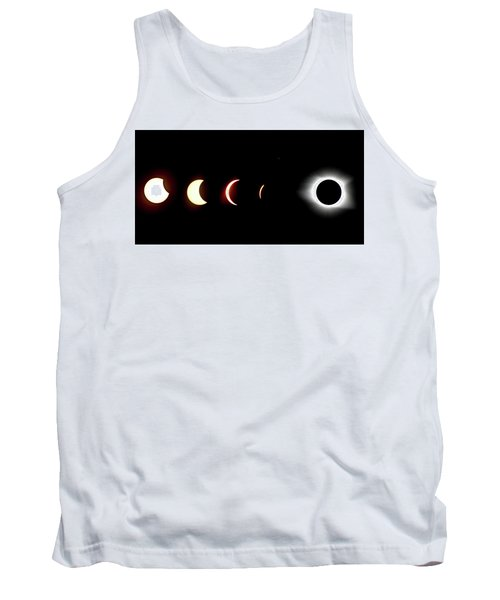 Eclipse To Totality Tank Top