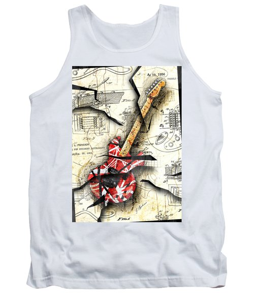 Eddie's Guitar Tank Top