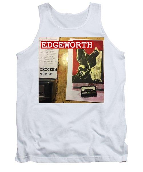Edgeworth Chicken Shelf Cover Tank Top