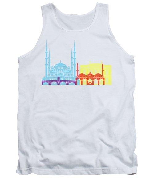 Edirne Skyline Pop Tank Top
