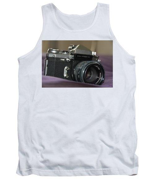 Tank Top featuring the photograph Edixa Prismat L T L by John Schneider