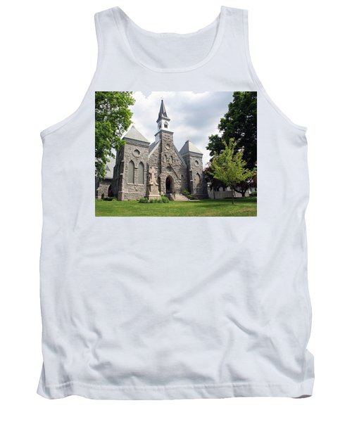 Edward The Confessor Tank Top
