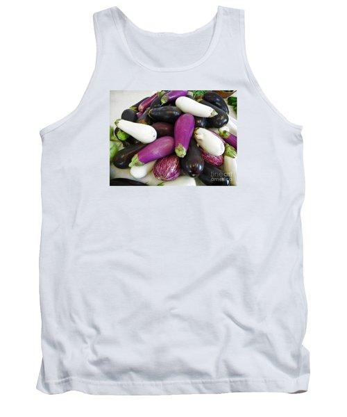 Eggplant Varieties Tank Top