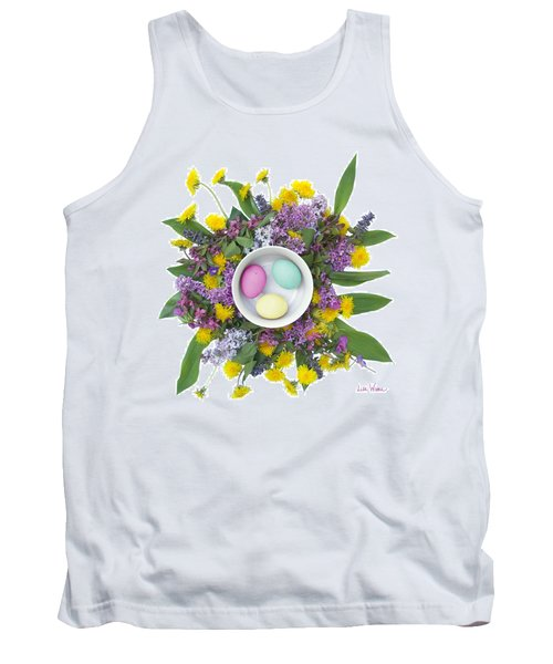 Eggs In A Bowl Tank Top