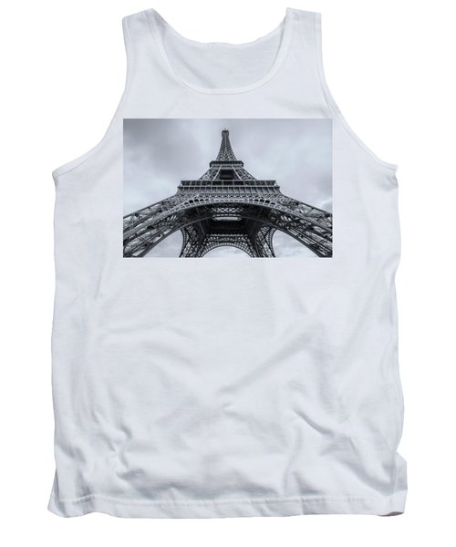 Eiffel Tower 3 Tank Top