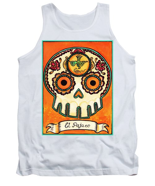 El Pajaro - The Bird Tank Top