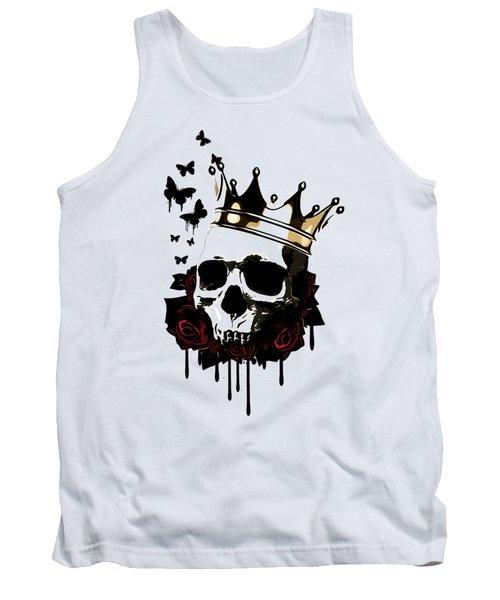 El Rey De La Muerte Tank Top