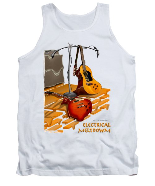 Electrical Meltdown Se Tank Top