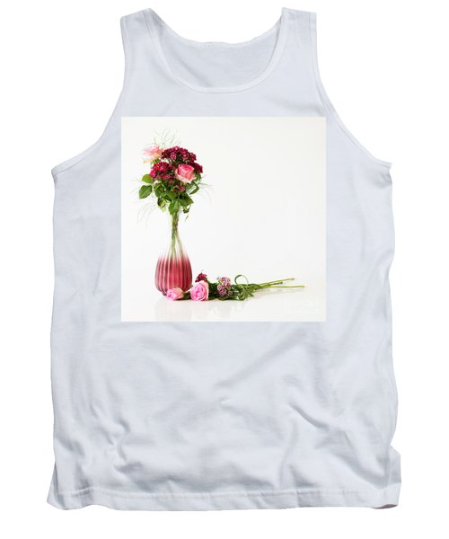 Tank Top featuring the photograph Elegance by Wendy Wilton