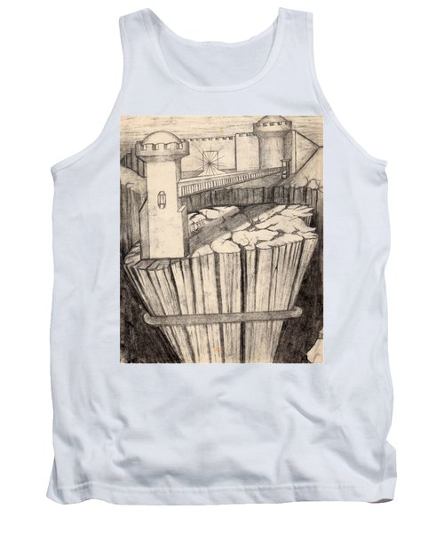 Elevator To Heaven Tank Top