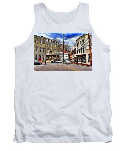 Ellicott City Streets Tank Top