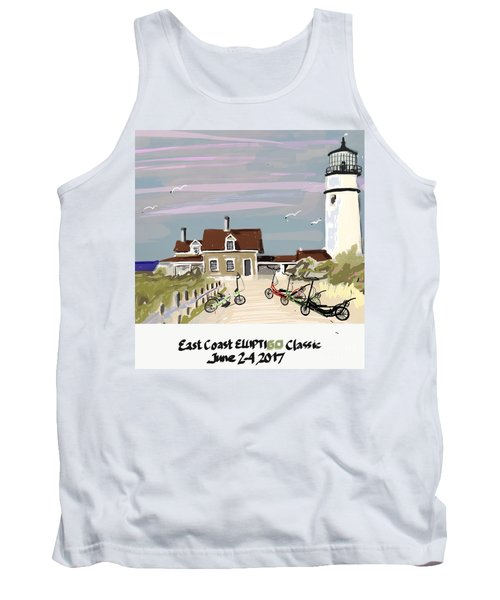 Elliptigo Art Tank Top