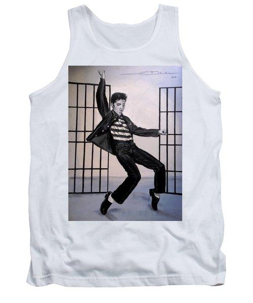 Elvis Presley Jailhouse Rock Tank Top