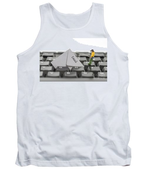 Email Fishing Tank Top