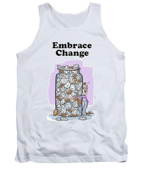 Embrace Change Tank Top