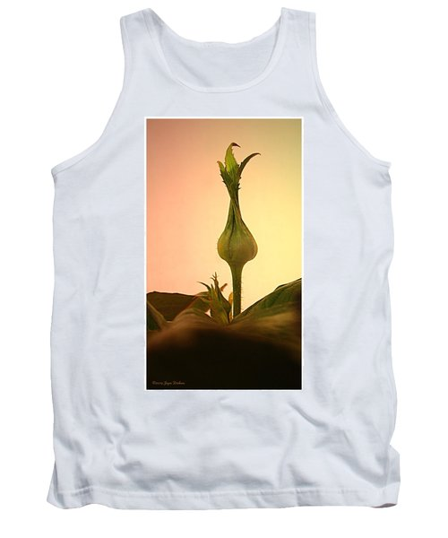 Tank Top featuring the photograph Embrace by Joyce Dickens