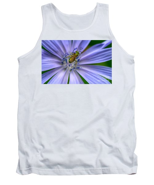 Embraced Tank Top by Kerri Farley