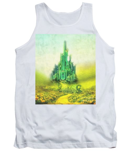Emerald City Tank Top