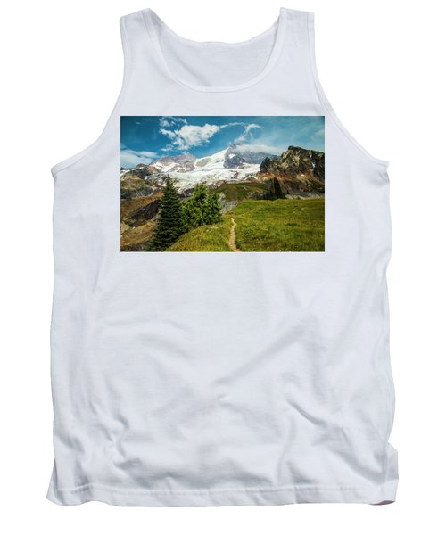 Emerald View Tank Top