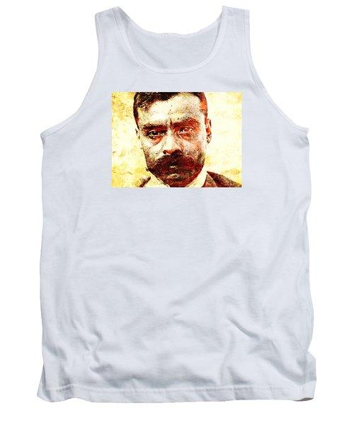 Emiliano Zapata Tank Top