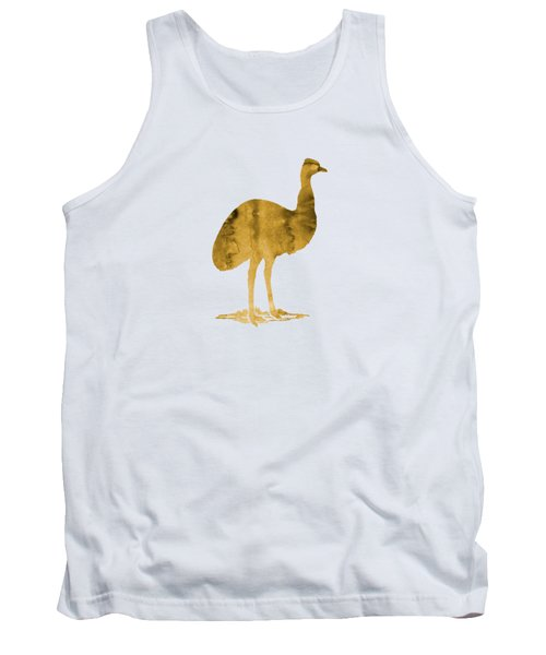 Emu Tank Top by Mordax Furittus
