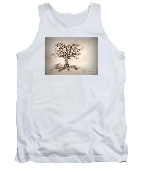 Enchanted 3 Tank Top