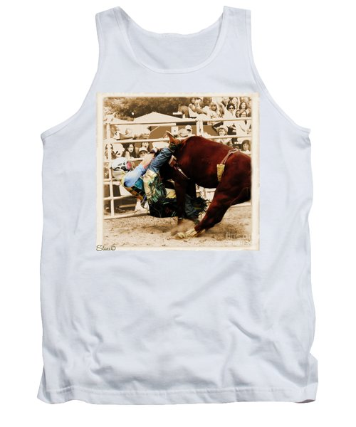 End Of A Helluva Ride Tank Top