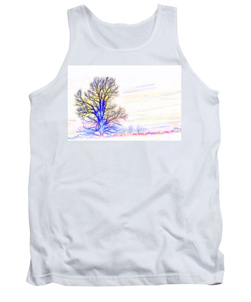 Energy Tree Tank Top