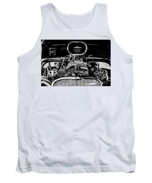 Engine Tank Top