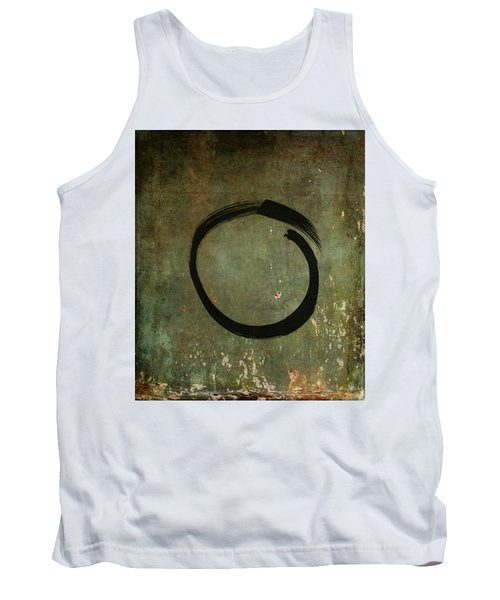 Enso #6 - As Time Goes By Tank Top
